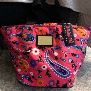 Betseyville tote (by Betsey Johnson)